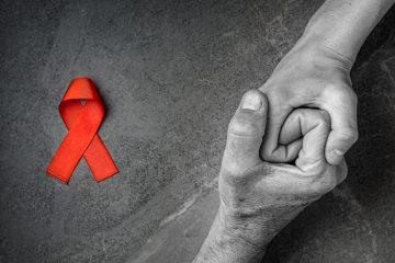 Prevenção contra AIDS.