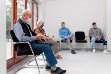 Redução no tempo de espera do paciente